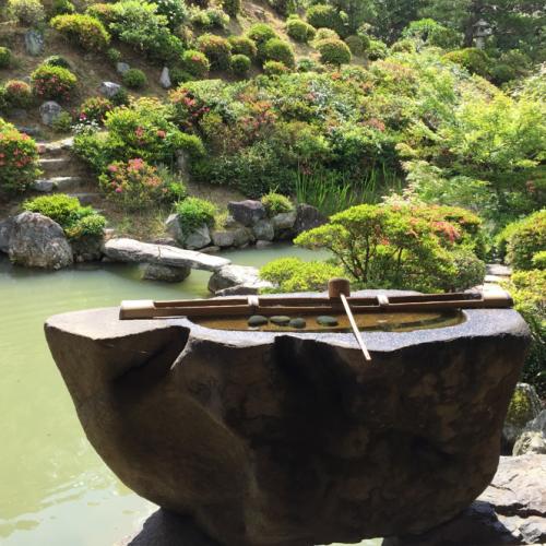 Japanese hospitality おもてなし