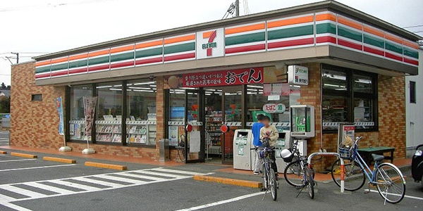 Convenience Stores (konbini, コンビニ)