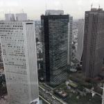 Bird`s eye view of Tokyo, for free @ Tokyo Metropolitan Government Building in Shinjuku
