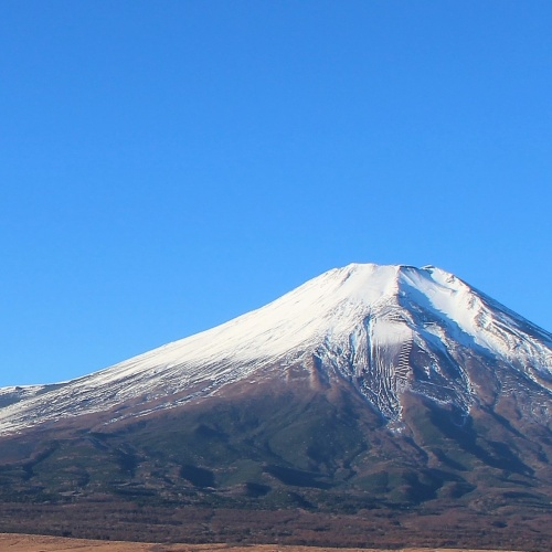 Mt. Fuji 富士山-the most popular destination in Japan for foreign travellers