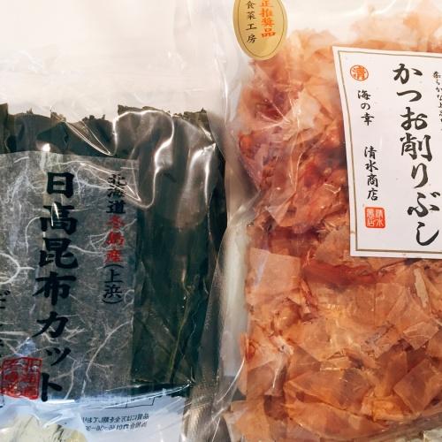 DASHIだし-how to make Japanese soup