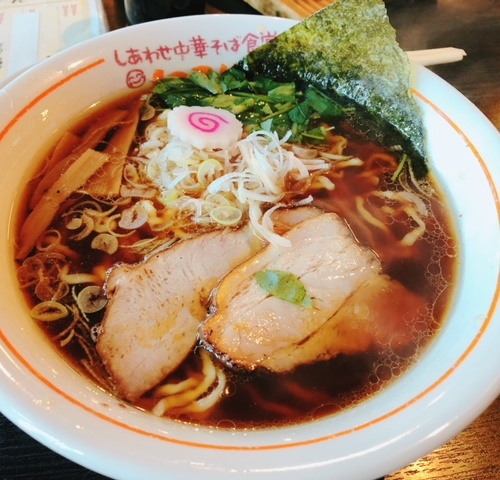 Two special Ramen noodle restaurants in Yugawara